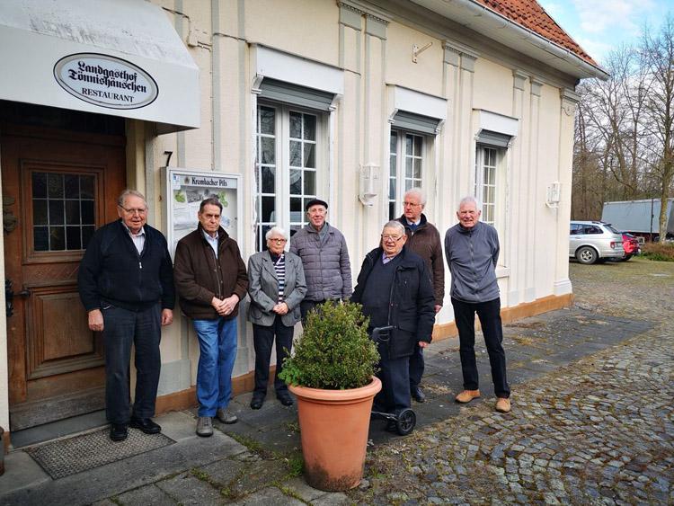 Altes Landgasthaus Tönnishäuschen